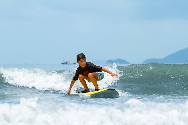 Treasure Island Hong Kong surf camp