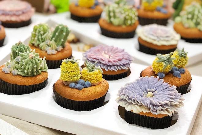 Best cupcakes Hong Kong Gloria's Cakecraft