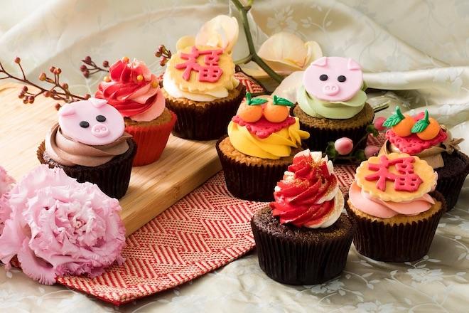 Best cupcakes Hong Kong Kisses Cupcakes