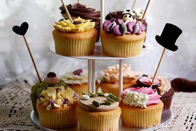Best cupcakes Hong Kong Natural Chiffon