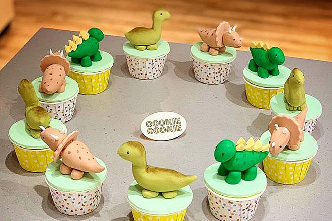 Best cupcakes Hong Kong Oookie Cookie