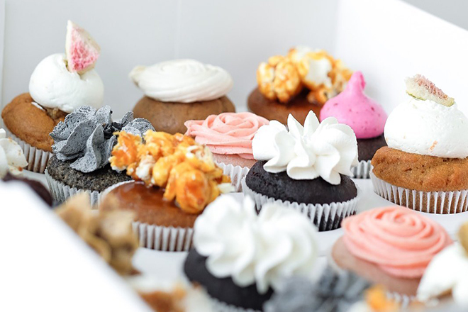 Best cupcakes Hong Kong The Cakery