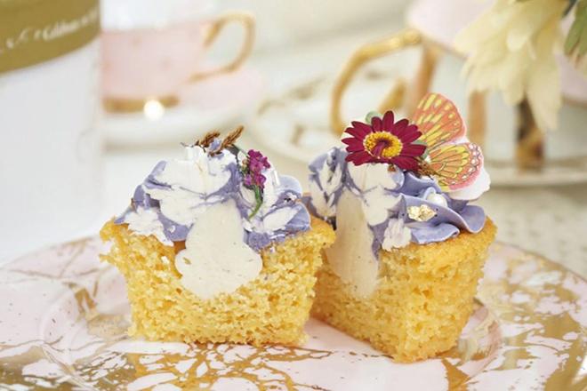 Best cupcakes Hong Kong Yellow Circle