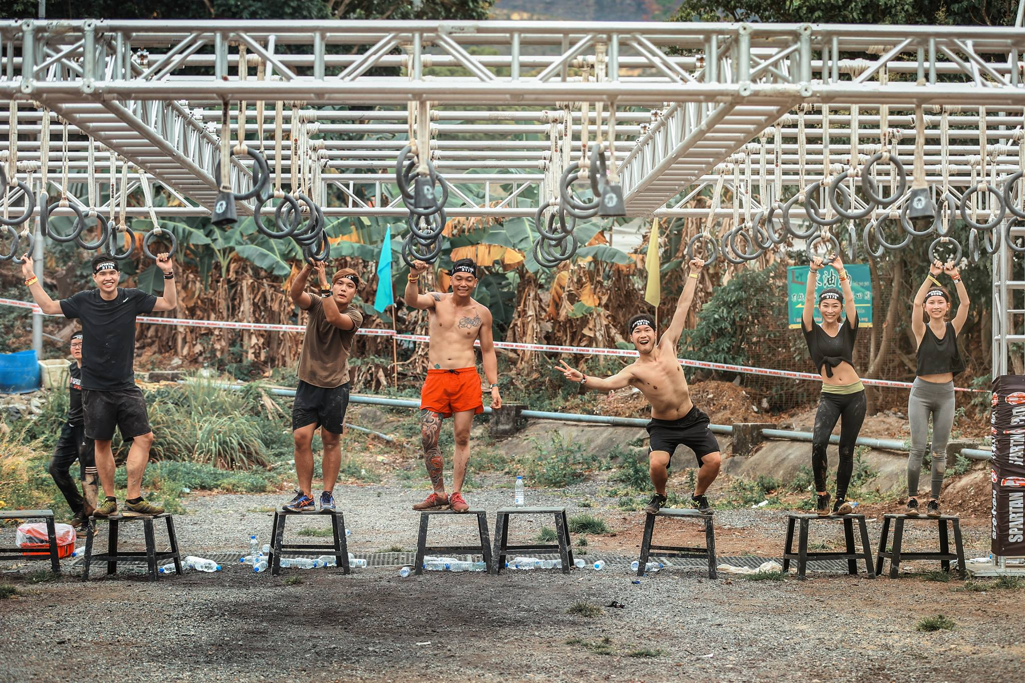 Spartan Obstacle Race