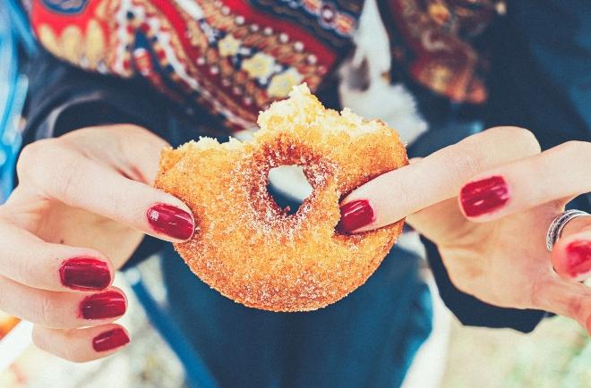 reverse diabetes2 junk food