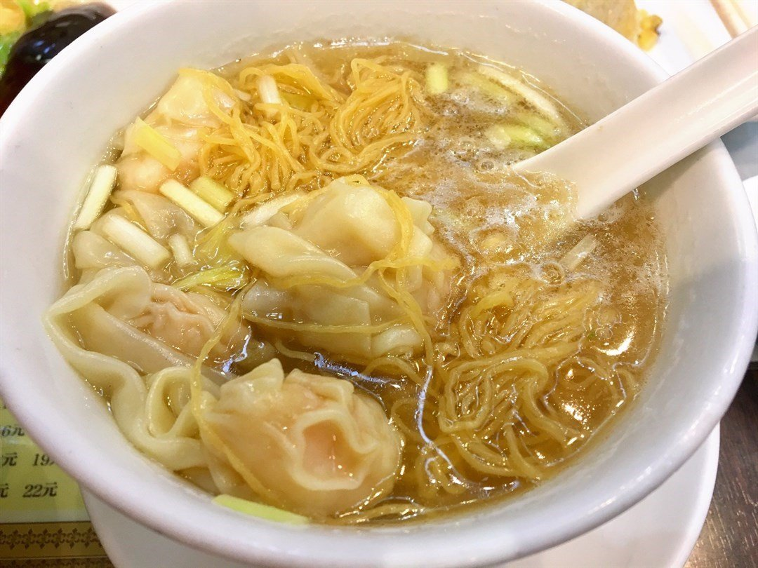 Wonton Know Where To Get The Best Noodles in Hong Kong?