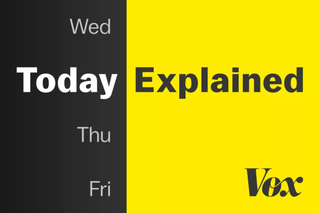 Addictive Podcasts - Today, Explained by Vox
