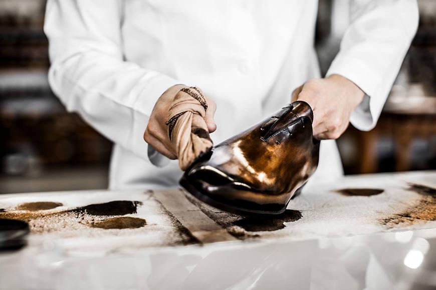 Custom-made Men's Shoes in Hong Kong