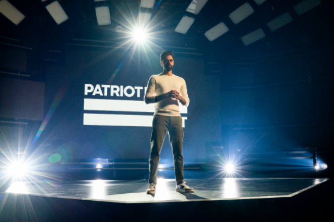 Patriot Act with Hasan Minhaj Netflix Hong Kong