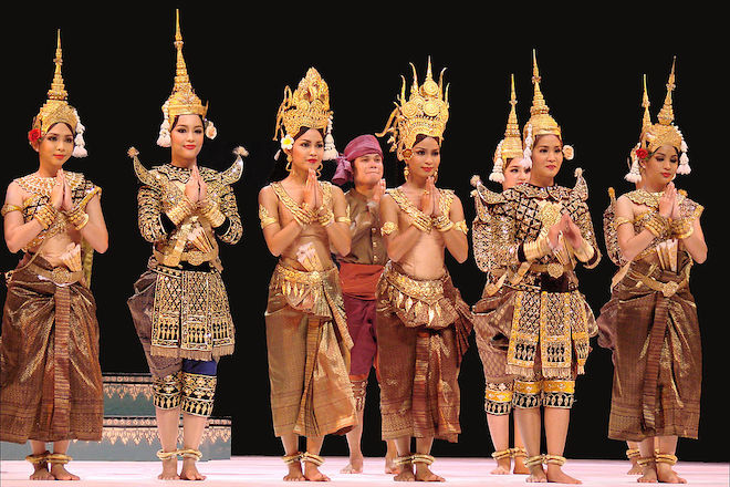 apsara dance - things to do in siem reap