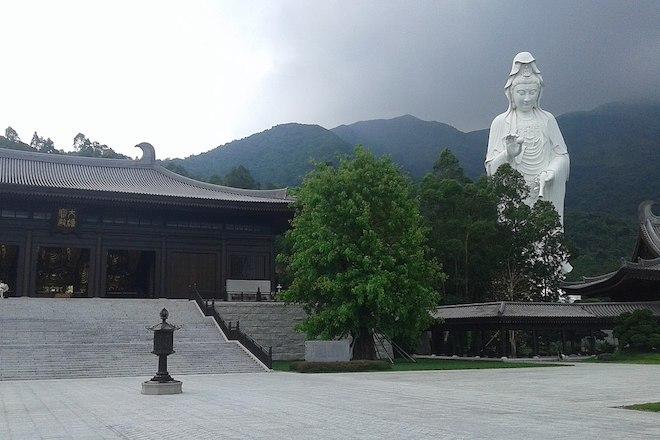 tsz shan monastery - things to do in tai po