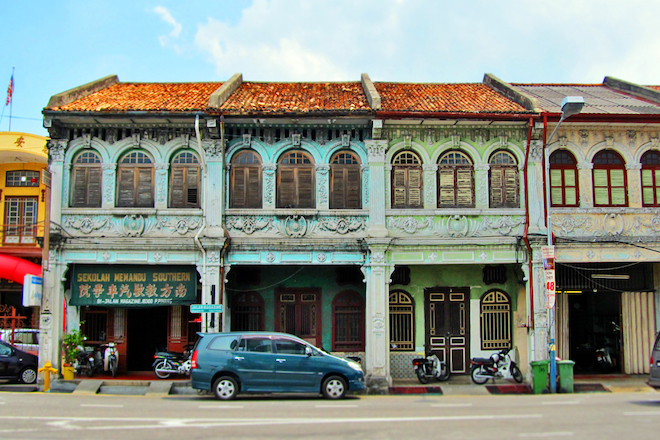 georgetown malaysia easter holiday destinations