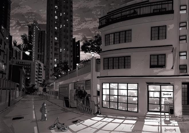jonathan jay lee - hong kong artists