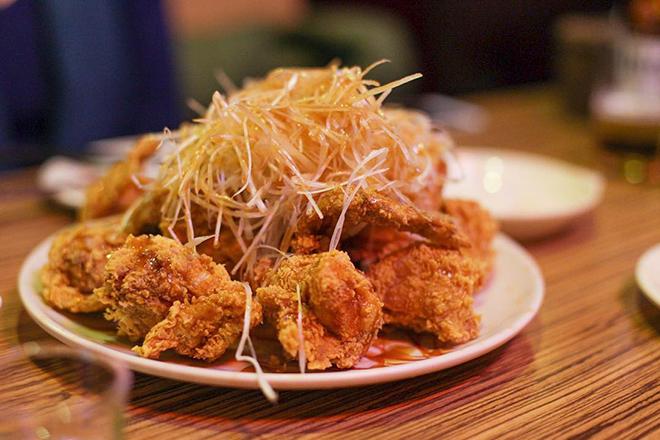 Best Fried Chicken in Hong Kong Chicken Hof & Soju
