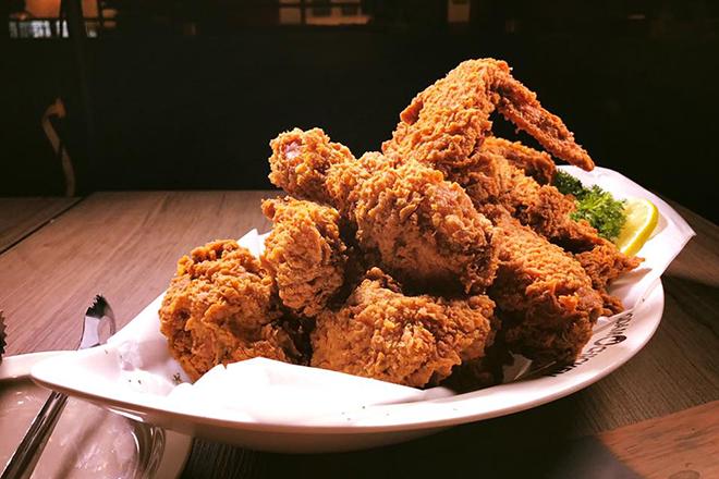 Best Fried Chicken in Hong Kong Dodam Chicken