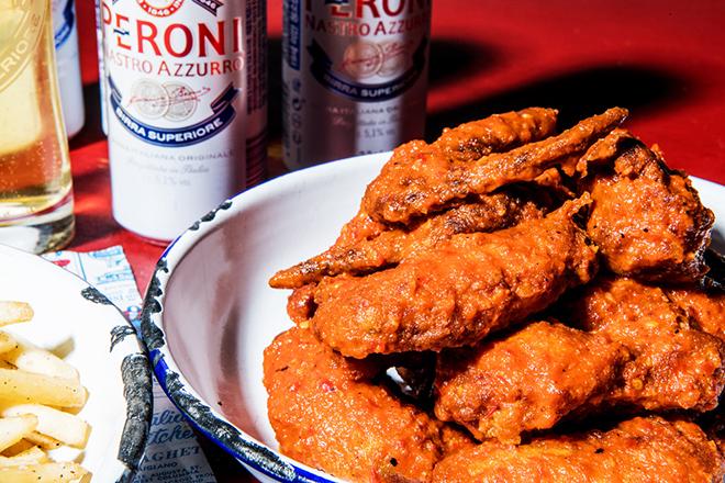 Best Fried Chicken in Hong Kong Fini's