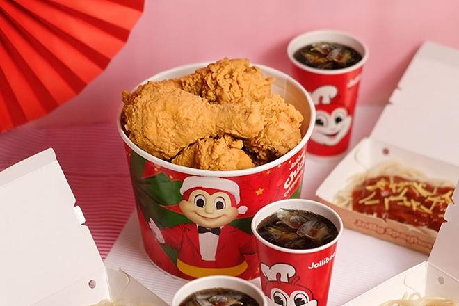 Best Fried Chicken in Hong Kong Jollibee