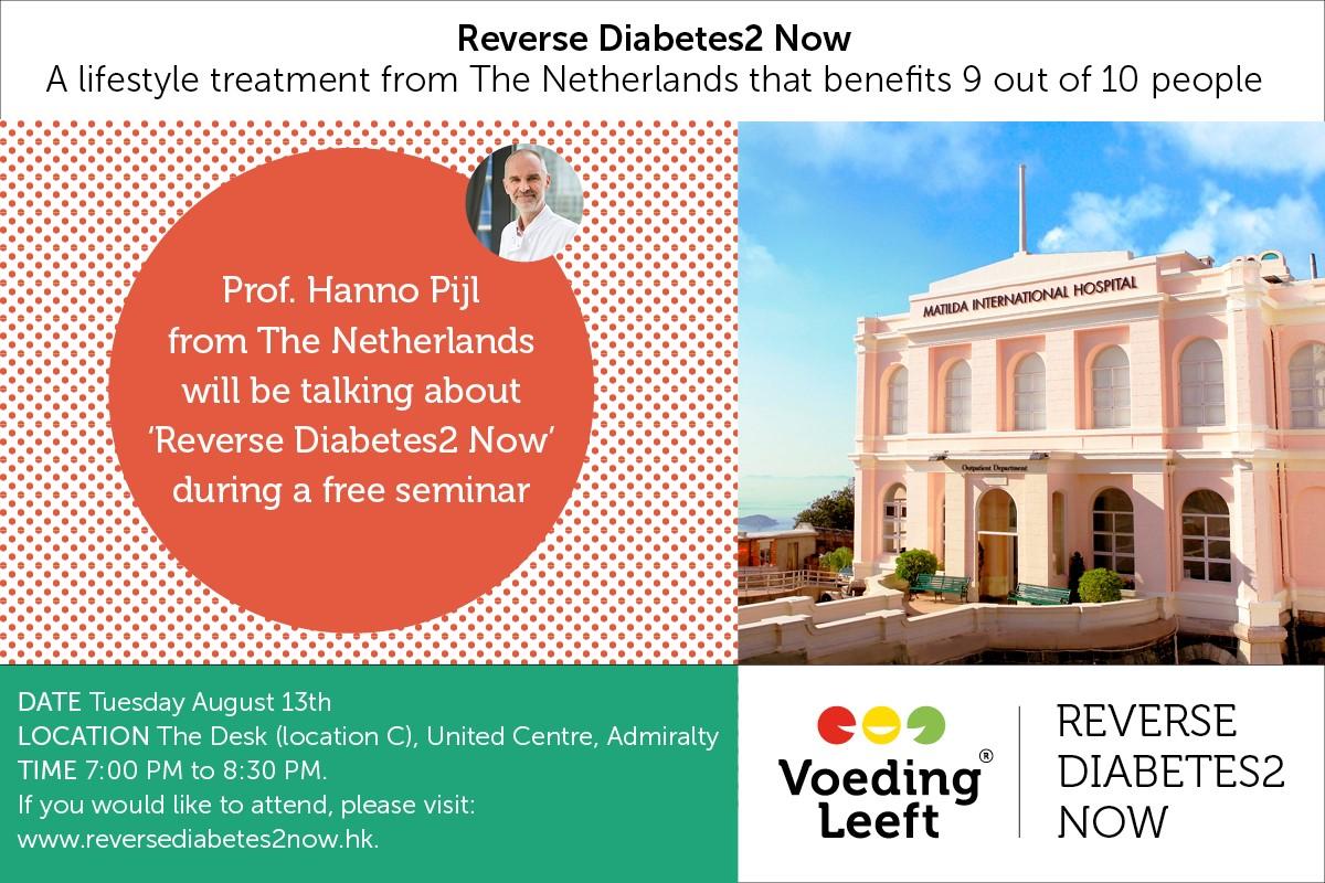 reverse diabetes2 event