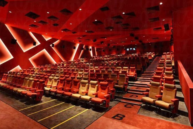 Best cinema Hong Kong the Metroplex