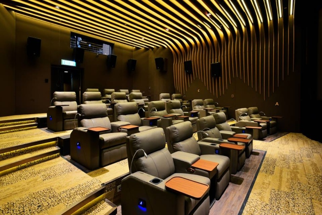 Best cinema Hong Kong Oval Office