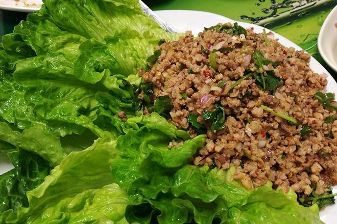 Alternative meats Tung Po