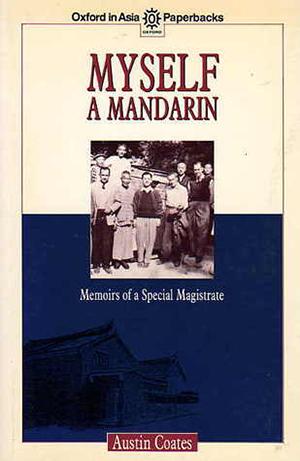 Books about Hong Kong Myself a Mandarin