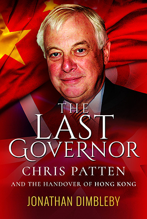 Books about Hong Kong The Last Governor