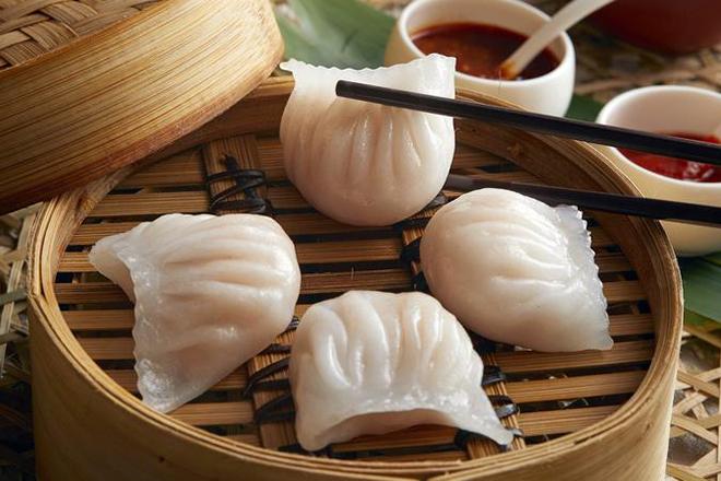 Dim sum Loong Yuen
