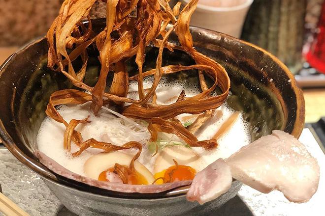 Tsukemen restaurants Hong Kong Zagin Soba