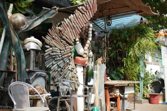 CAttle Depot Artist Village To Kwa Wan