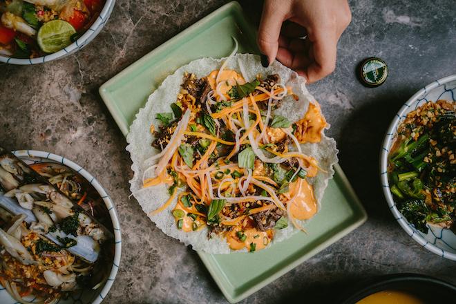 New restaurants Hong Kong Chom Chom