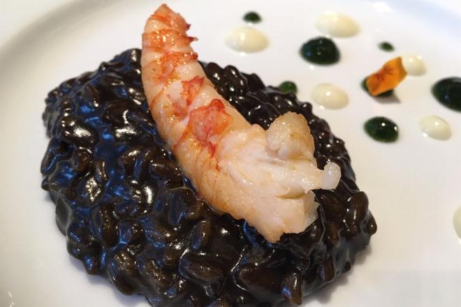 black garlic risotto castellana hong kong
