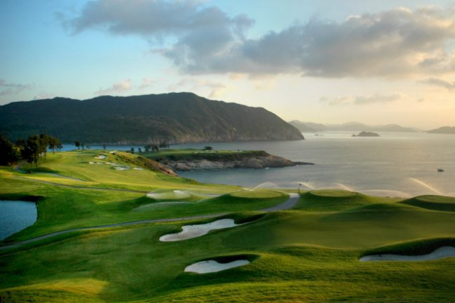 Clearwater Bay Golf and Country Club Hong Kong