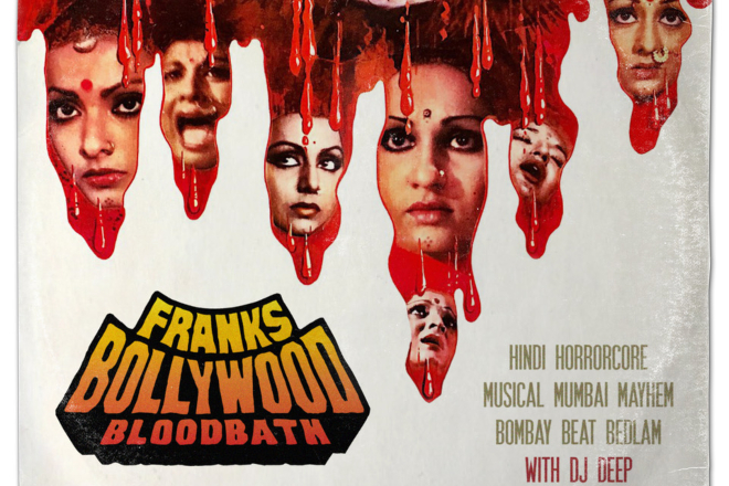 Frank's Bollywood Bloodbath halloween