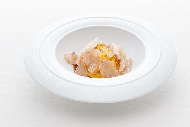 Octavium TAGLIOLINI - Alba white truffle, parmesan cheese & butter emulsion