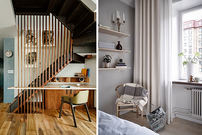Interior design tips lines
