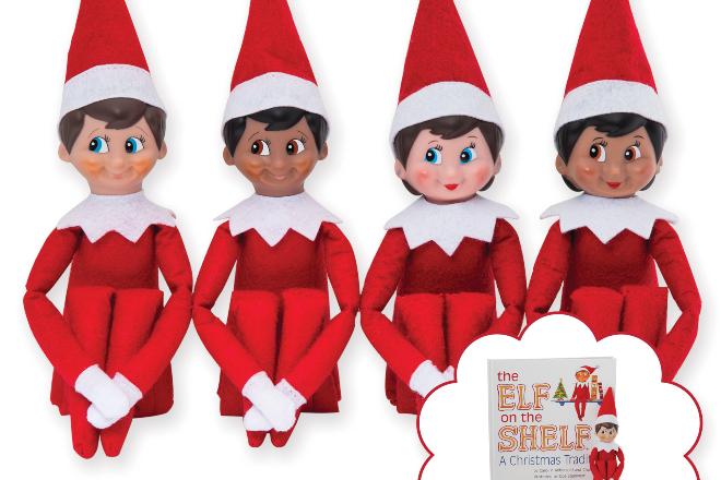 Mirth home elf on the shelf Christmas