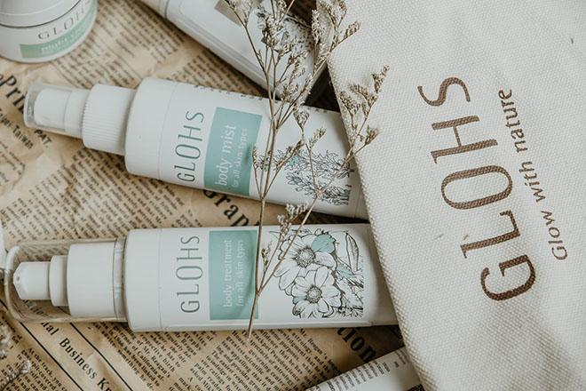 Eco-friendly skincare Hong Kong Glohs