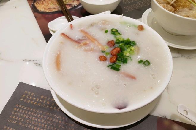 Ho Hung Kee congee