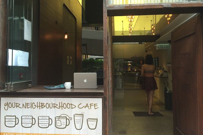 Opendoor Cafe and Courtyard