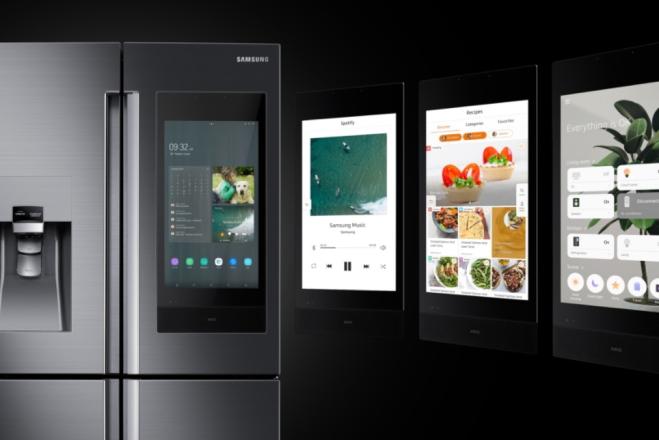 samsung family hub fridge smart cooking hong kong