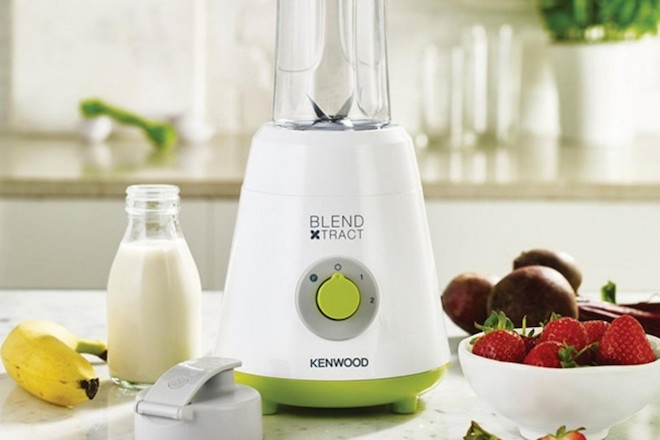 Christmas food gifts blender