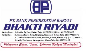 Lowongan Kerja Office Boy Office Girl Pt Bpr Bhakti Riyadi Klaten Lokerindonesia Com