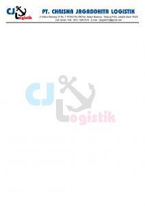 Chrisna Jagaddhita Logistik