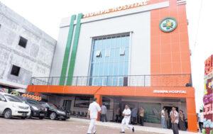 PT RS Jeumpa Hospital