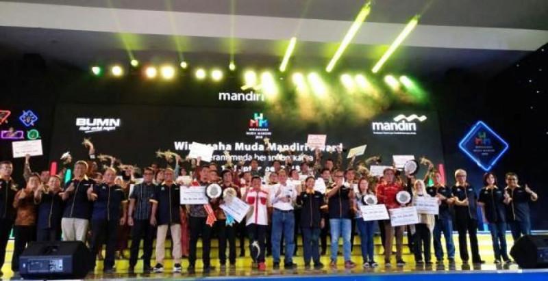 Wirausaha Muda Mandiri di Malang, Jawa Timur, (15/9/18). Foto: (doc/Suara)