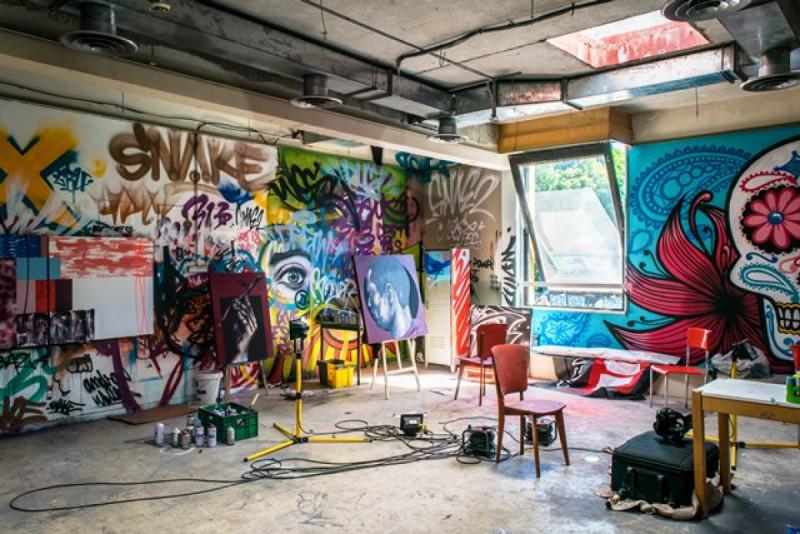 Ilustrasi Industri Kreatif. Foto: Unsplash.