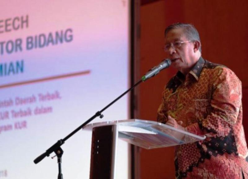 Menteri Koordinator Bidang Perekonomian Darmin Nasution. Foto: (doc/Ekon)