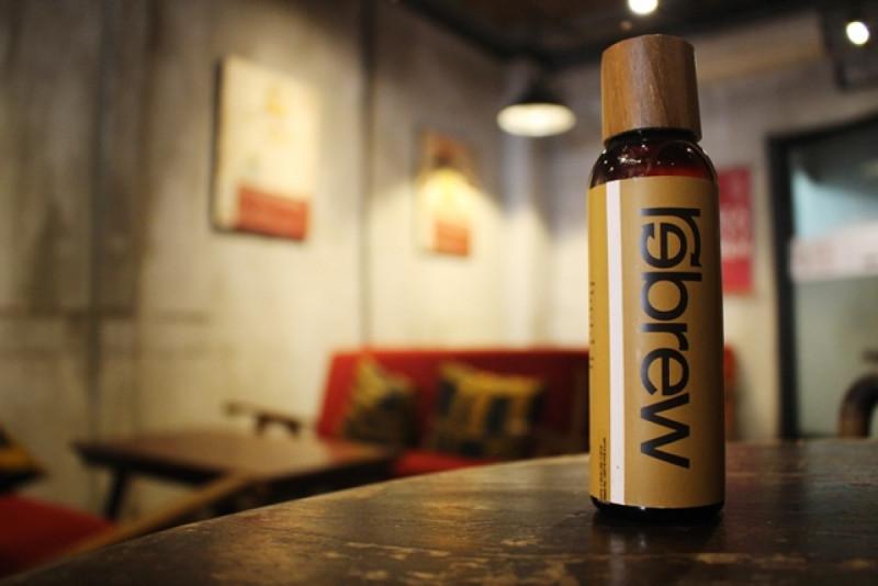 Rebrew, produk perawatan kulit menggunakan ampas kopi. Foto: MNEWS.