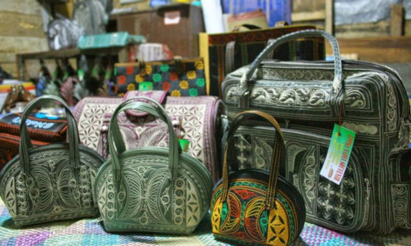 Ilustrasi Tas Etnik Aceh. Foto: Fokus Jambi